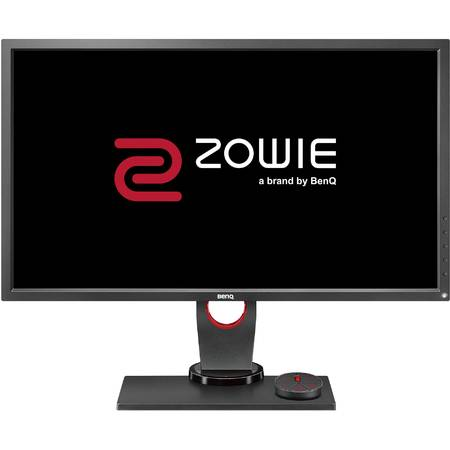 "Monitor BenQ Gaming Zowie XL2430 24"" 1ms Black-Red 144Hz"