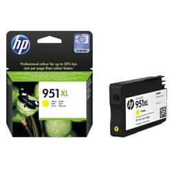 HP CN048AE Ink Cartridge 951XL OfficeJet Yellow CN048AE