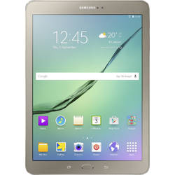 "Tableta Samsung Galaxy Tab S2 8 (2016) T719, Procesor Octa-Core 1.8GHz / 1.4GHz, Super Amoled Capacitive touchscreen 8"", 3GB RAM, 32GB, 8MP, Wi-Fi, 4G, Android (Auriu)"