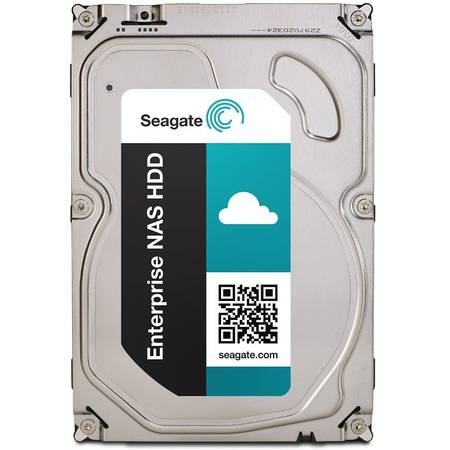 Hard disk Seagate NAS Enterprise HDD 3TB 7200RPM 128MB SATA-III