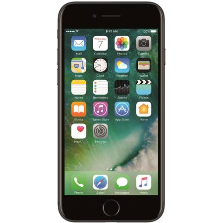 Telefon mobil Apple iPhone 7, 32GB, Black