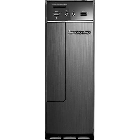 Sistem Desktop PC Lenovo IdeaCentre H30-05 ,  AMD A8-7410 2.20GHz, 4GB, 500GB, DVD-RW, Free DOS, Mouse+Tastatura