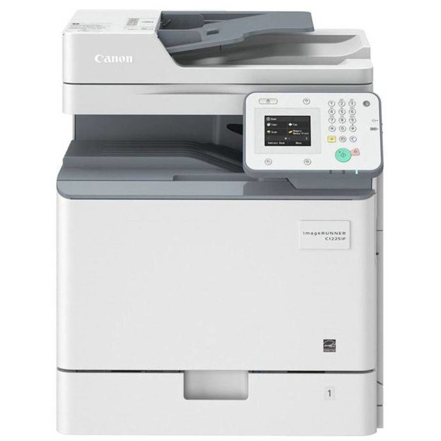 Multifunctional laser color Canon ImageRunner C1225IF, A4 poza 2021