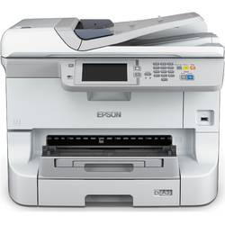 Multifunctional inkjet color Epson Workforce WF-8590DWF, dimensiune A3+ , duplex, Wireless