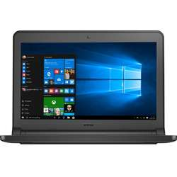 Laptop Dell 13.3'' Latitude 3350,Intel Core i3-5005U, 4GB, 128GB SSD, GMA HD 5500, Win 7 Pro + Win 10 Pro