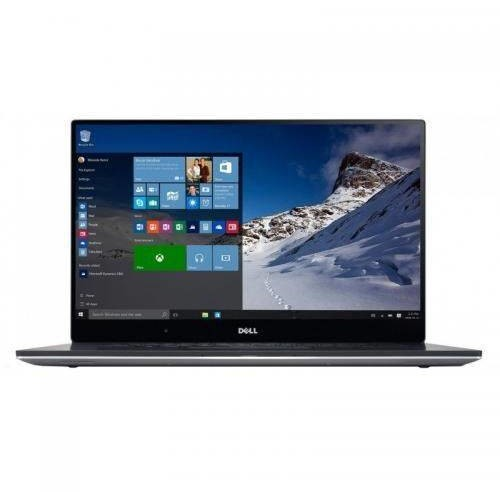 Ultrabook DELL 15.6'' XPS 15 (9550) UHD Touch, InfinityEdge,Intel Core i7-6700HQ , 32GB, 1TB SSD, GeForce GTX 960M 2GB, Win 10 Home, Silver