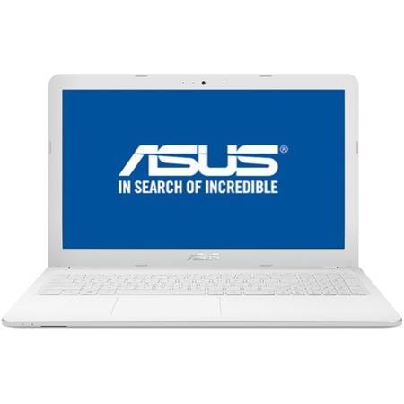 "Laptop ASUS 15.6"" X540LA, HD, Intel Core i3-5005U, 4GB, 500GB, GMA HD 5500, FreeDos, White"