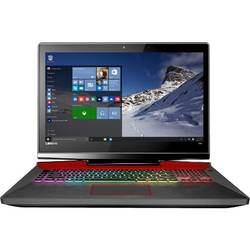 Laptop Lenovo Gaming 17.3'' IdeaPad Y900, FHD IPS, Intel Core i7-6820HK, 32GB, 512GB SSD, GeForce GTX 980M 8GB, Win 10 Pro, Black