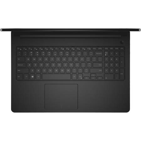 Laptop Dell 15.6'' Inspiron 5559, FHD, Intel Core i7-6500U, 8GB, 1TB, Radeon R5 M335 4GB, Linux, Black