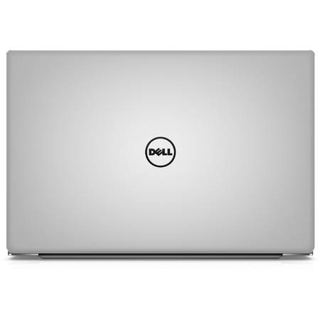Ultrabook DELL 13.3'' New XPS 13, QHD+ Touch InfinityEdge, Intel Core i5-6300U, 8GB, 256GB SSD, GMA HD 520, Win 10 Home, Silver