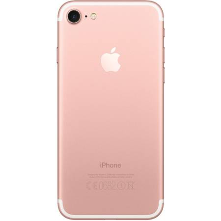 Telefon Mobil Apple iPhone 7 256GB Rose Gold