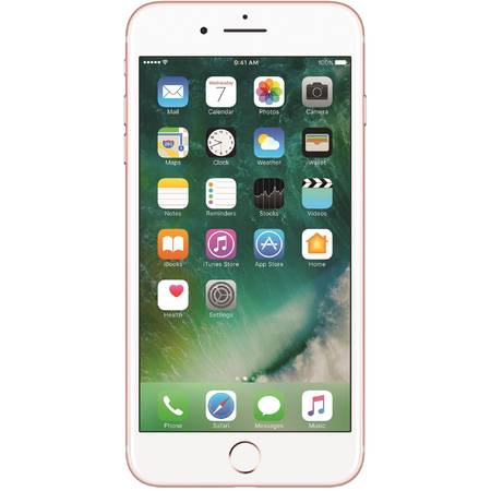 Telefon Mobil Apple iPhone 7 Plus 256GB Rose Gold