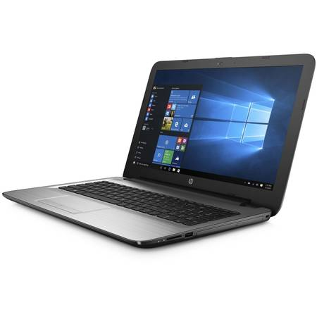 "Laptop HP 15.6"" 250 G5, FHD, Intel Core i5-6200U, 8GB, 1TB, GMA HD 520, Win 10 Home, Silver"
