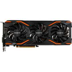 Placa video GIGABYTE GeForce GTX 1080 Windforce OC 8GB DDR5X 256-bit