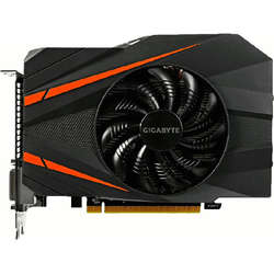 Placa video GIGABYTE GeForce GTX 1060 Mini ITX OC 6GB GDDR5 192-bit