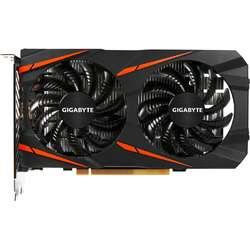 Placa video GIGABYTE Radeon RX 460 WindForce OC 2GB DDR5 128-bit
