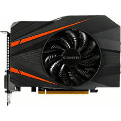 Placa video GIGABYTE GeForce GTX 1060 Mini ITX OC 3GB GDDR5 192-bit
