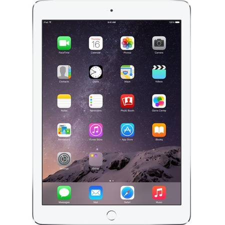Tableta Apple iPad Air 2, 32GB, Wi-Fi, Silver