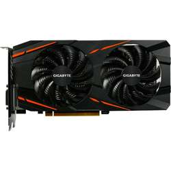 Placa video GIGABYTE Radeon RX 470 G1 GAMING 4GB DDR5 256-bit