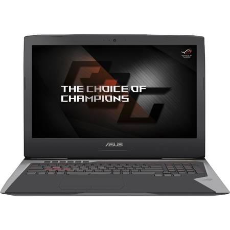 Laptop ASUS Gaming 17.3'' ROG G752VS, Intel Core i7-6820HK, 32GB, 1TB 7200 RPM + 256GB SSD, GeForce GTX 1070 8GB, Windows 10 Home