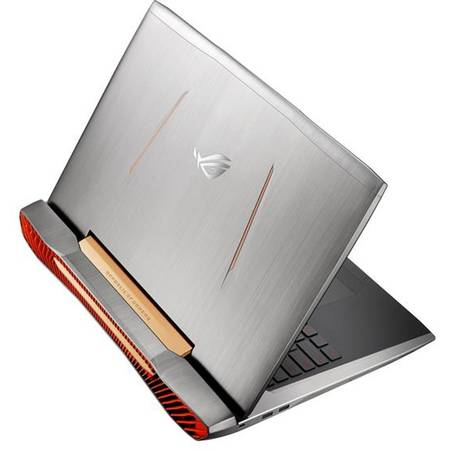 Laptop ASUS Gaming 17.3'' ROG G752VS, Intel Core i7-6700HQ, 32GB, 1TB 7200 RPM + 512GB SSD, GeForce GTX 1070 8GB, Windows 10 Home
