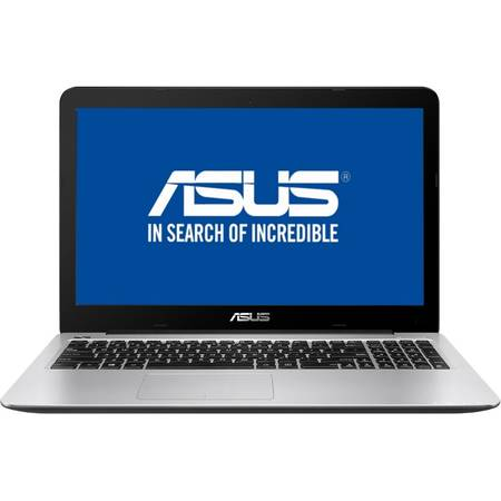 Laptop ASUS 15.6'' Vivobook X556UQ, Core i5-6200U, 4GB, 1TB, GeForce 940MX 2GB, FreeDos, Dark Blue