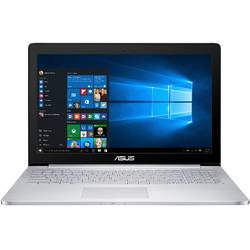 Ultrabook ASUS 15.6'' Zenbook Pro UX501VW, UHD Touch, Intel Core i7-6700HQ, 16GB, 512GB SSD, GeForce GTX 960M 4GB, Win 10 Home, Silver