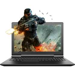 "Laptop Lenovo Gaming 15.6"" IdeaPad 700, FHD IPS, Intel Core i7-6700HQ , 8GB DDR4, 1TB, GeForce GTX 950M 4GB, FreeDos, Black"