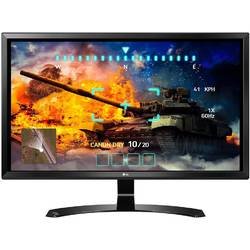 "Monitor LED LG Gaming 27UD58-B 27"" 4K 5ms Black FreeSync"