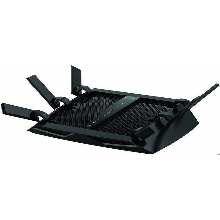 Router Wireless R8000 Nighthawk X6, Tri-band Ac3200, 6 Antene Externe