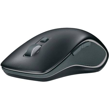 Logitech Wireless Mouse M560 Black WER Occident Packaging