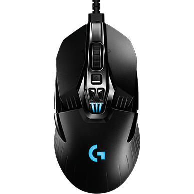 Logitech gaming mouse G900 Chaos Spectrum - 2.4GHZ