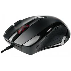 Gaming mouse Natec Genesis laser GX68, USB, 3400 DPI, DPI switch, black
