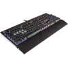 Corsair STRAFE RGB Mechanical Gaming Keyboard Cherry MX Silent