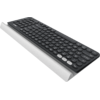 Logitech K780 Multi-Device Wireless Keyboard - DARK GREY/SPECKLED WHITE - US IN