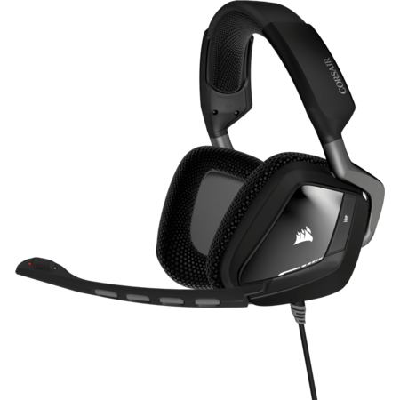 Corsair VOID gaming headset 7.1, USB, RGB Lighting, CUE Control - Black