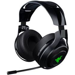 Headset Razer ManO'War, LAG Free 2.4GHz tehnologie wireless, 7.1, surround, 50mm