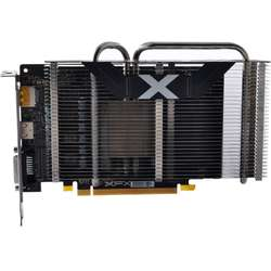 Placa video XFX Radeon RX 460 Heatsink 4GB 128-bit