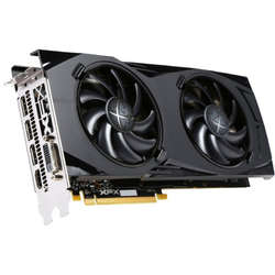 Placa video XFX Radeon RX 480 GTR Black Edition 8GB 256-bit