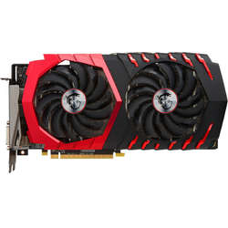 Placa video MSI Radeon RX 480 GAMING X 4GB DDR5 256-bit