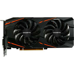 Placa video GIGABYTE Radeon RX 480 G1 Gaming 8GB DDR5 256-bit