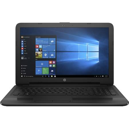 "Laptop HP 15.6"" 250 G5, Intel Core i3-5005U, 4GB, 500GB, GMA HD 5500, Win 10 Home, Black"
