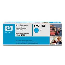 HP C9701A Toner Cyan Cartridge for LJ2500 C9701A