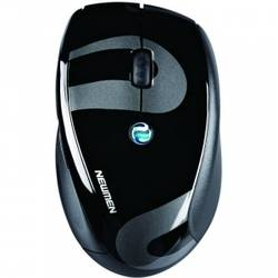 Mouse Wireless Newmen F580 Black