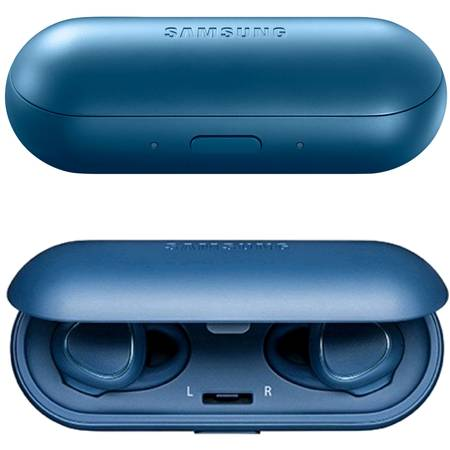Casti Bluetooth Stereo Samsung Gear IconX, SM-R150 Blue