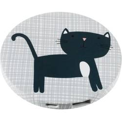 Acumulator universal extern My Doodles by Trendz Mirror Cat, 2000 mAh, White