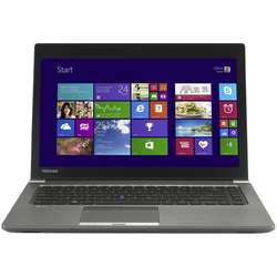 Laptop Toshiba Tecra Z40-B-14D, Intel Core i5-5200U 2.20GHz, 14'', 8GB, 128GB SSD, HD Graphics, Windows 8.1 Pro, Black Graphite