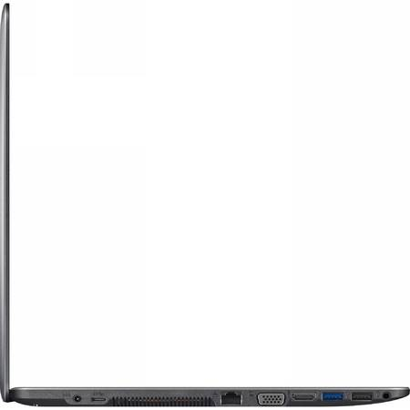 "Laptop ASUS 15.6"" X540LA, Intel Core i3-4005U, 4GB, 500GB, GMA HD 4400, FreeDos, Silver"