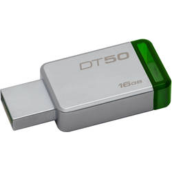 KINGSTON USB Flash Drive 16GB DataTraveler 50, USB 3.1