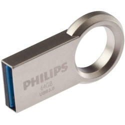 Philips USB Flash Drive 64GB Circle Edition, USB 3.0